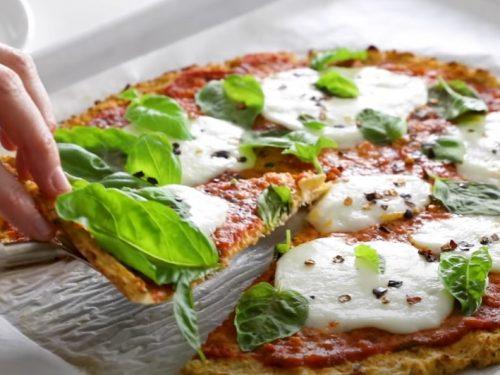 cauliflower prosciutto pizza recipe