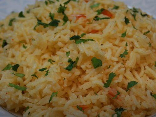 simple rice pilaf recipe