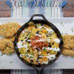 tortilla encrusted chicken tenders recipe