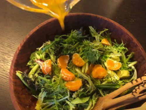 sweet potato and orange salad recipe