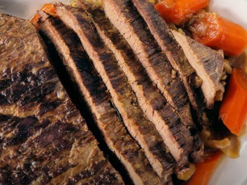 beef brisket pot roast recipe