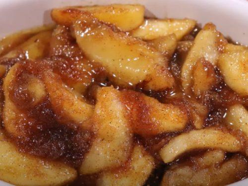 copycat cracker barrel southern fried apples recipe