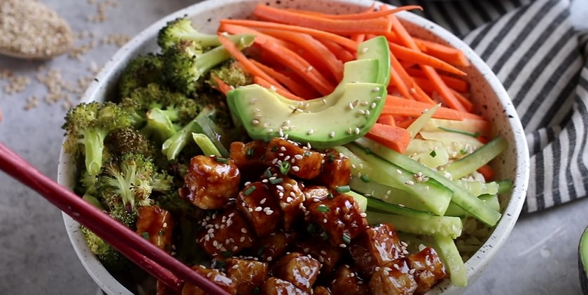 tofu bowl recipe