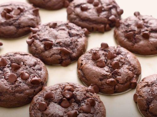 chocolate nut muffins recipe