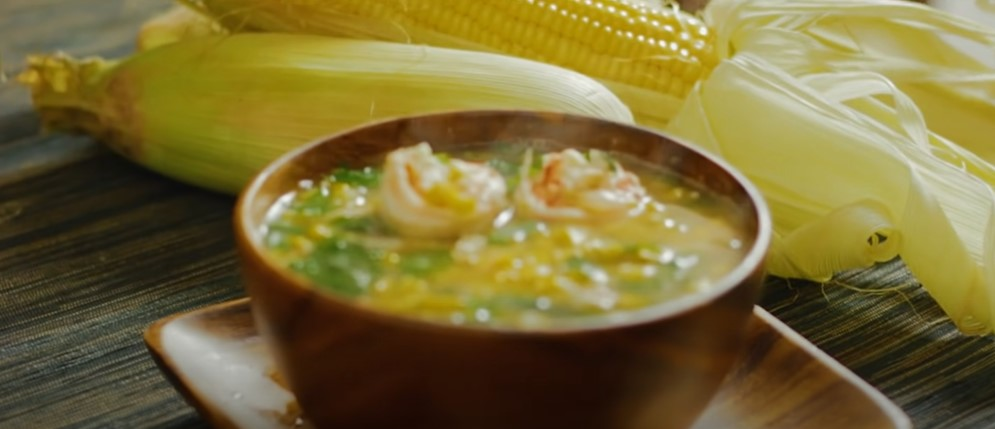 black-eyed pea and corn soup recipe