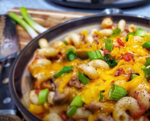 crockpot beef goulash recipe