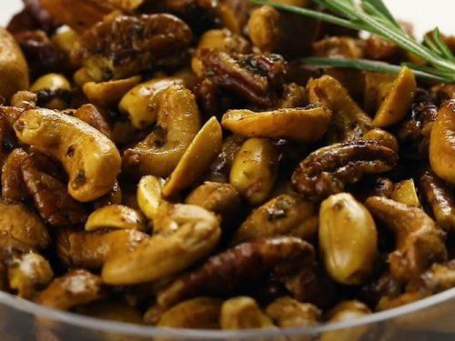 rosemary roasted nuts recipe