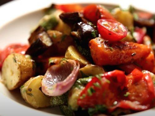 nutrient-packed vegetable salad recipe