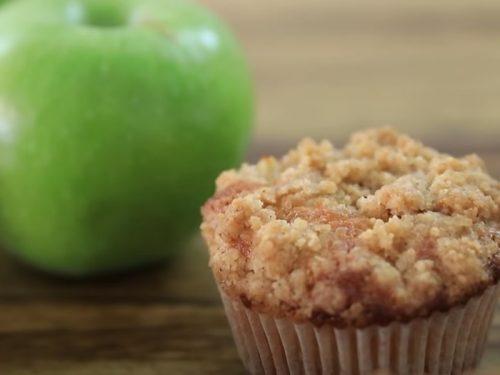 apple crumble cupcakes recipe
