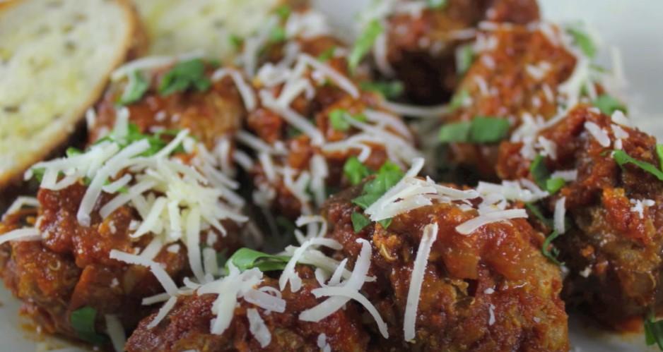 crockpot turkey meatballs recipe