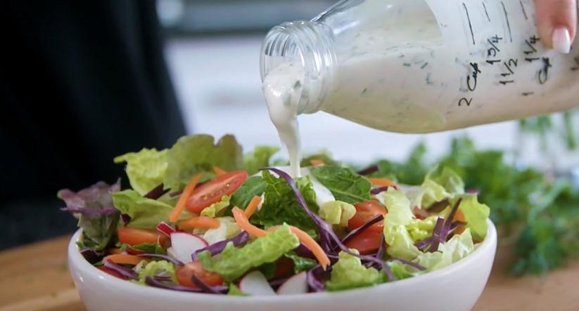 buttermilk ranch dressing & dip recipe