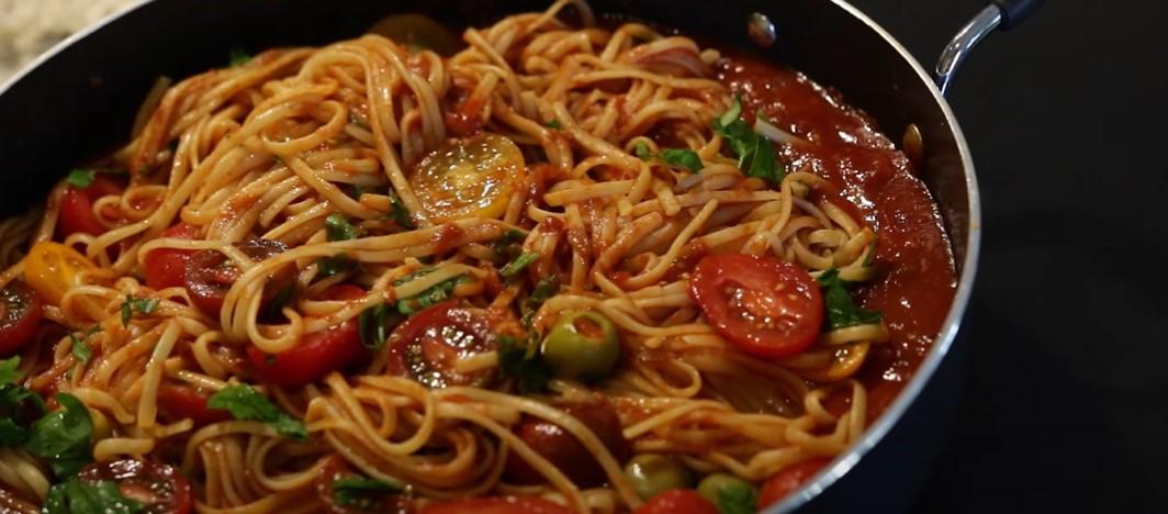 bloody mary pasta sauce recipe