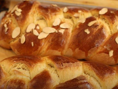 almond easter bread recipe