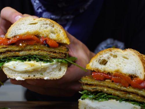 moroccan vegetarian sandwich recipe