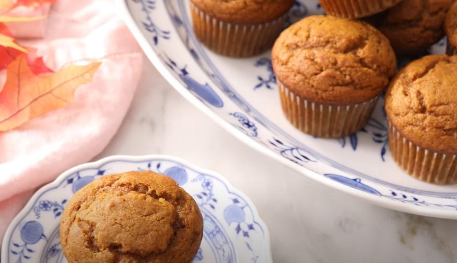 pumpkin cupcakes & pumpkin muffins recipe