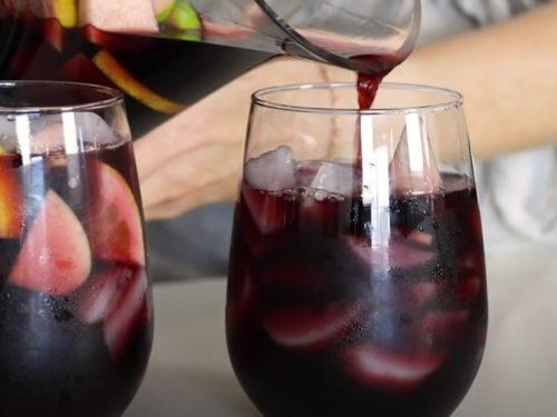 grape and orange sangria recipe