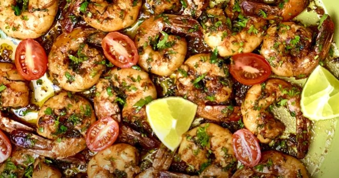 chipotle lime shrimp recipe