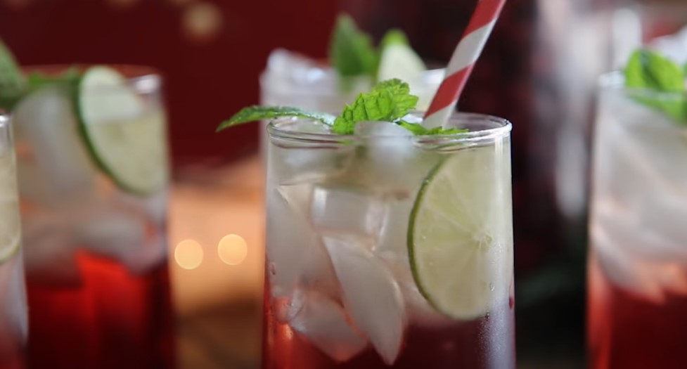 vodka and cranberry punch recipe