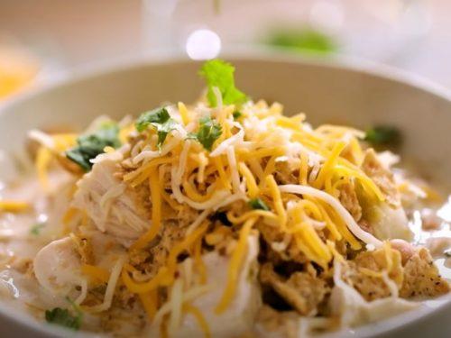 poblano white chicken chili recipe
