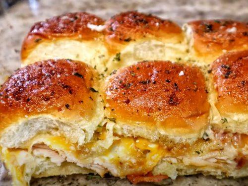 chicken bacon ranch sandwich roll recipe
