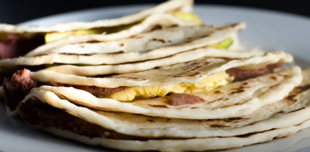 honduran baleadas recipe