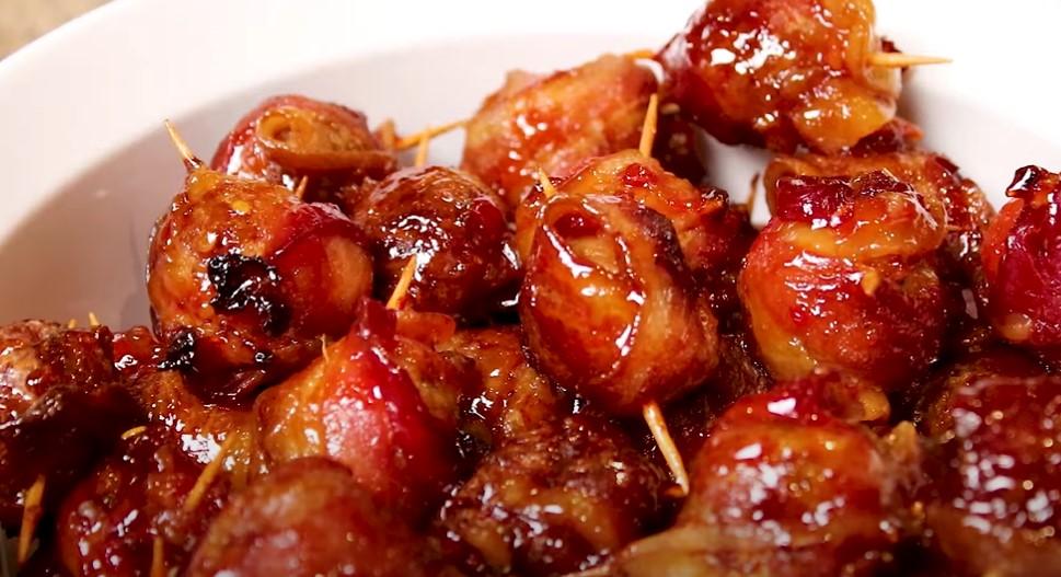 bbq bacon meatballs recipe