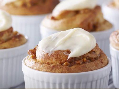 cinnamon walnut sticky buns recipe