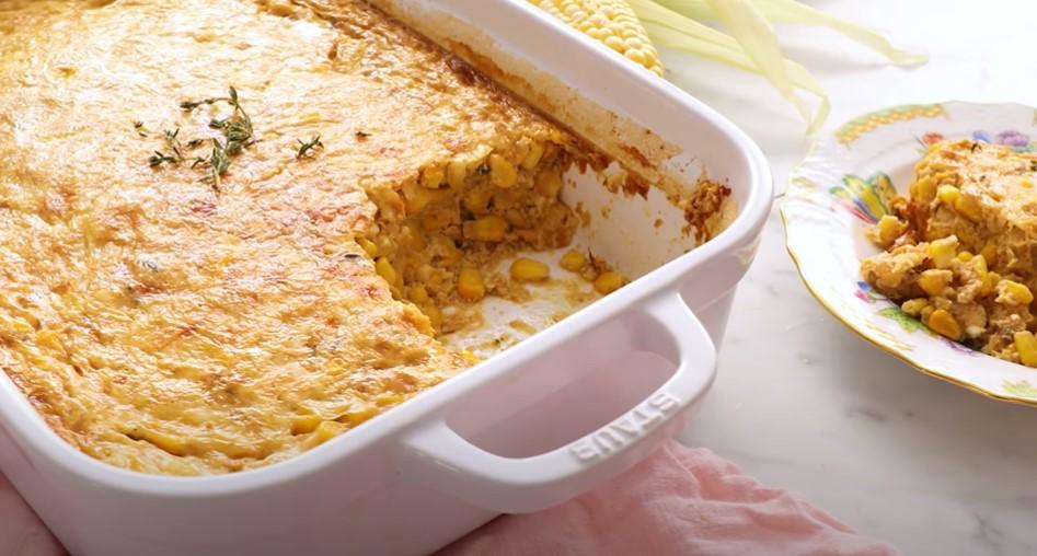 make-over corn casserole recipe