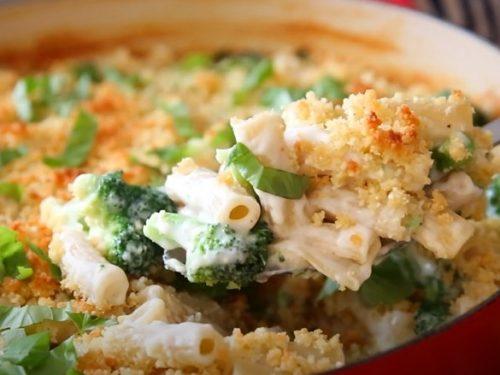 Broccoli and Pasta Bianco Recipe