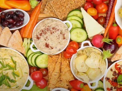 veggie tray recipe