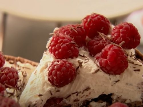 Double Chocolate Pavlova Recipe