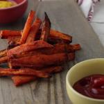 air fryer chipotle sweet potato fires recipe
