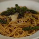 asparagus pasta recipe