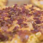 bacon  breakfast pizza recipe