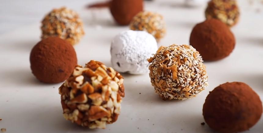 Bailey's Chocolate Truffles Recipe