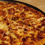 bbq chicken sheet pizza recipe