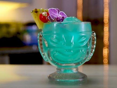 Blue Hawaiian Recipe
