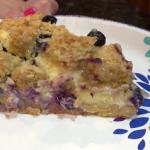 blueberry cream cheese cake recipe