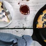 blueberry oven pancake recipe