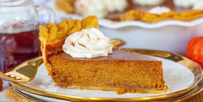 bourbon pumpkin pie recipe