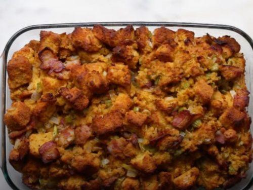 bread and orange stuffing recipe