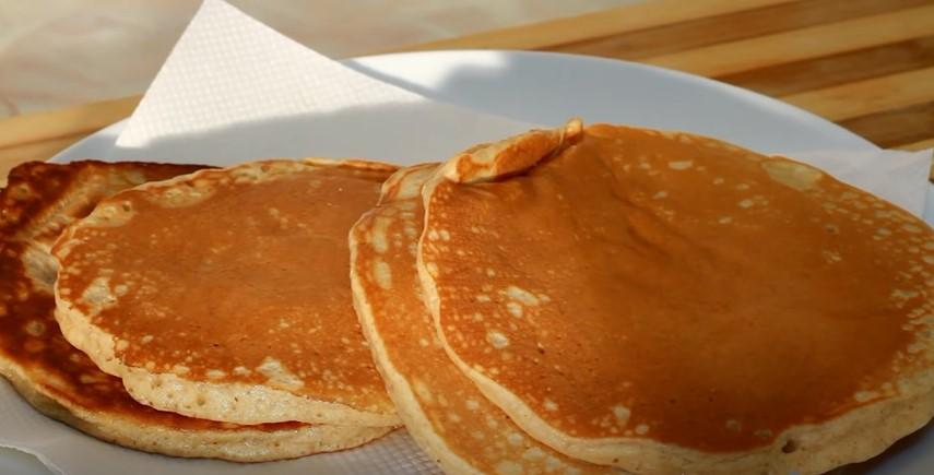breakfast pancakes recipe