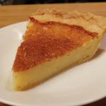 buttermilk pie recipe