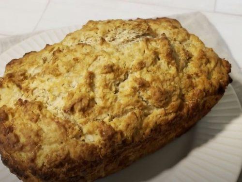 Buttery Beer Bread Recipe