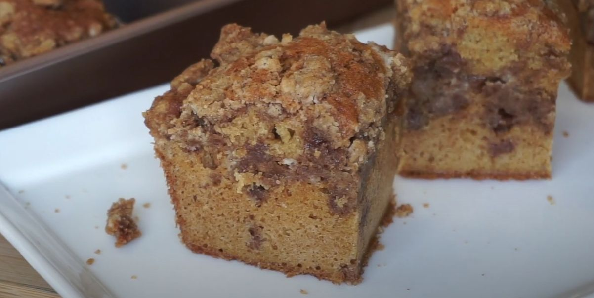 Cardamom-Spiced Crumb Cake Recipe