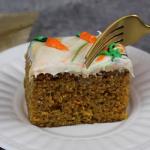 carrot sheet cake recipe