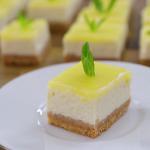 cheesecake lemon bars recipe