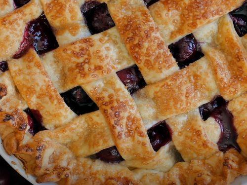 Cherry-Berry Pie Recipe