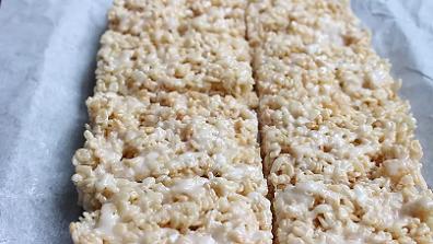 chewy gooey rice krispie treats recipe