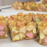 chocolate marshmallow peanut butter squares recipe